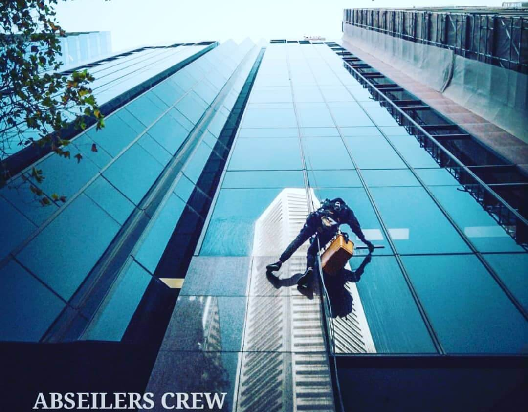 High Rise Window Cleaning Service Sydney